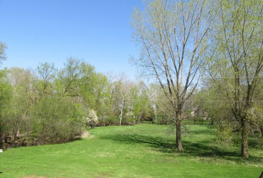 Private Wooded Surroundings close to campus