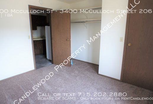Affordable 1 Bedroom Apartment Available Now!