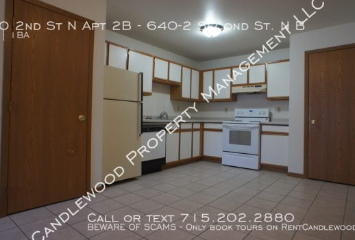 Pet Friendly 2 Bedroom with Garage Available March 1st!