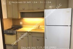 Marshfield Lower Studio Apartment Available NOW!