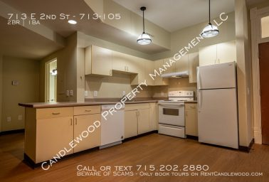 The Lofts @ City Hall 2 Bedroom Apartment Available Now!