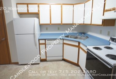 2 Bedroom/1 Bathroom Lower Apartment Available Now!