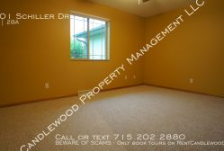 Short-Term – 2 Bedroom Zero-Lot Line Home Available NOW!