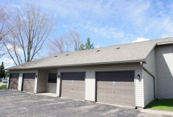 2 Bedroom Upper Apartment with a Garage Available!