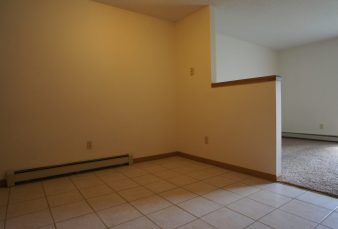 2 Bedroom Apartment with 1 Car Attached Garage Available!